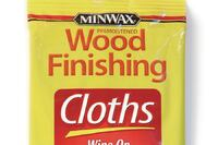 Minwax Wood Finishing Cloths