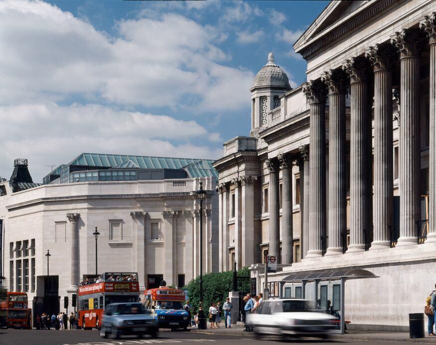 Sainsbury Wing, National Gallery, London, U.K.