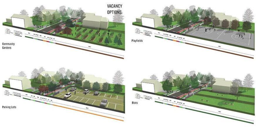 Hope Village project vacancy strategies