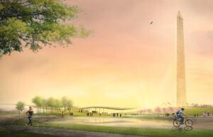 Washington Monument Grounds at Sylvan Theater: OLIN & Weiss/Manfredi