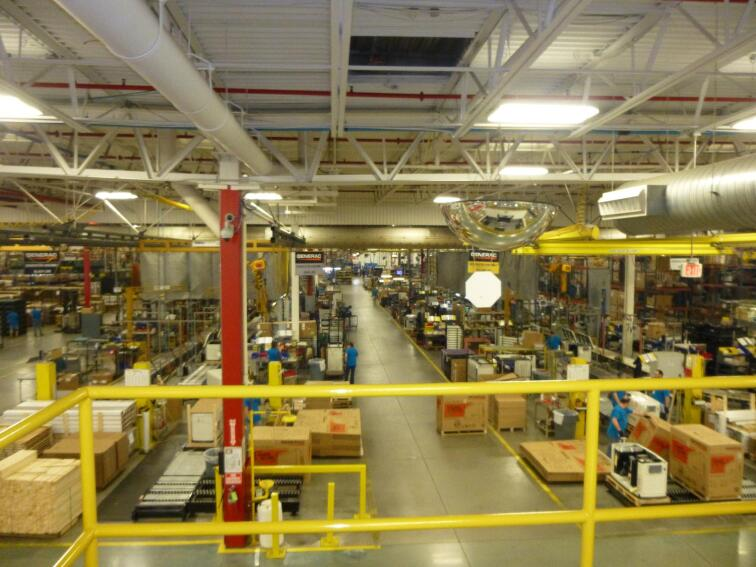 Generac's Manufacturing Upgrades