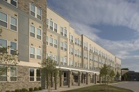 Bon Secours Gibbons Apartments is part of a historic mixed-use campus in southwest Baltimore.