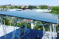 Solar Panels Customized for City Rooftops