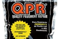QPR - Quality Pavement Repair multipurpose material