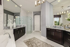Six Luxe Bathroom Design Ideas Inspired by 55-Plus Buyers