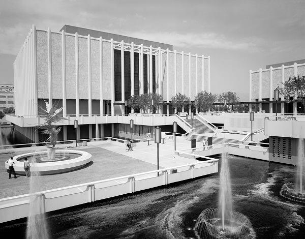 LACMA in 1965.
