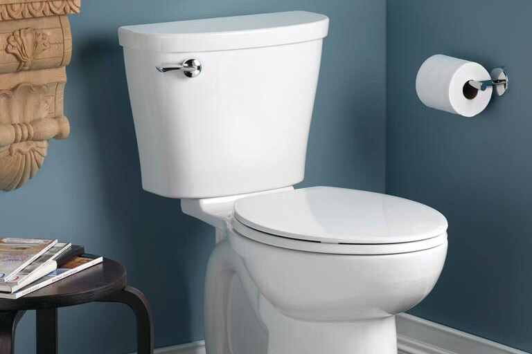 Look, Ma, No Tools: American Standard Saver Toilet