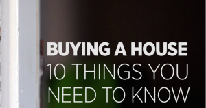 10 essentials to buying a home