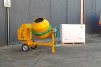 Agile As a Cement Mixer