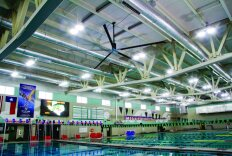 What Natatoriums Need to Know About HVLS Fans