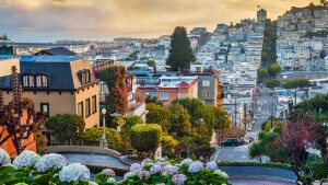 San Francisco tops the list of the U.S. hot housing markets.