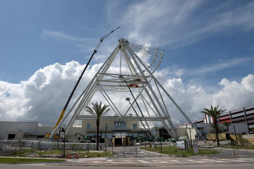 Morning News Roundup: Constructing the Orlando Eye