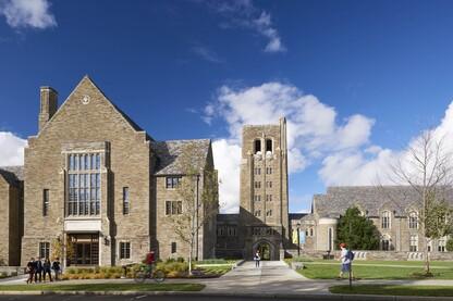 Cornell University Law School Academic Center