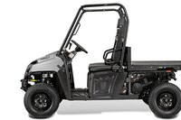 New gas and electric light utility vehicles