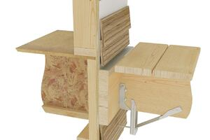 Deck Tension Tie