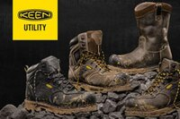 KEEN Utility Tacoma and the Rugged Ride Sweepstakes