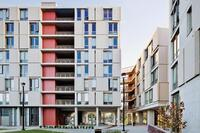 2012 Annual Design Review, Live Category, Citation: Charles David Keeling Apartments