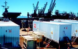 For long-term jobs, containerized generators can deliver up to 2 mW of power.