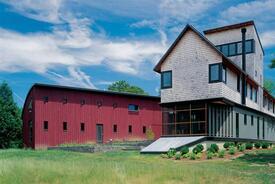 Jamestown, R.I., Residence