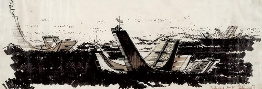 """Les Turbosites II,"" 1965"