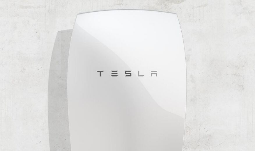 Tesla Motors Powerall Residential Battery