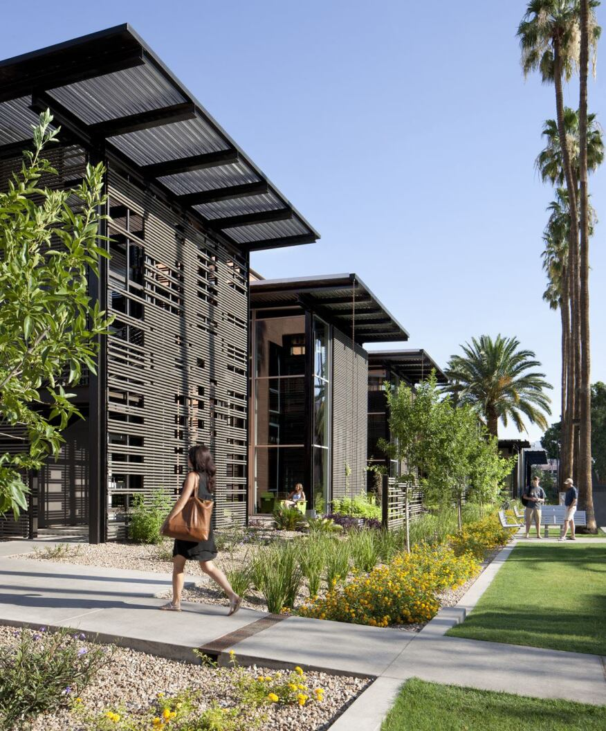 2014 Aia Cote Top Ten Winner Arizona State University