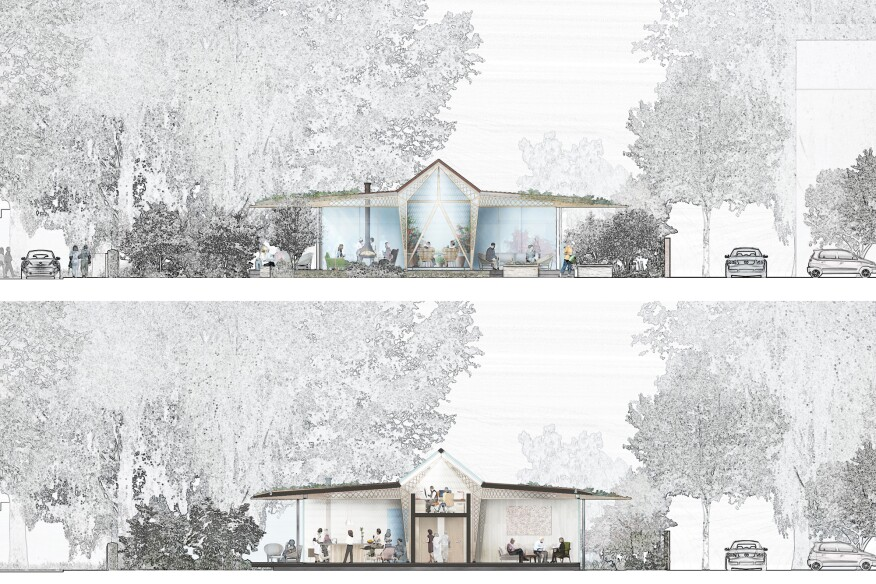 Maggie S Manchester Centre Timber Frame Architect