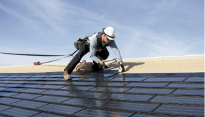 Solar is another technology that many home builders are just starting to embrace. Courtesy Dow Chemical Company