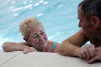 Water Exercise Aids Those with Dementia