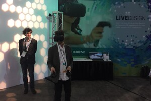 Data-Driven Ambitions at Autodesk University 2016