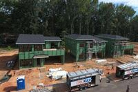 24 New Solar Homes Are Underway in Charlotte