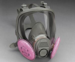 3M Full Facepiece Respirator