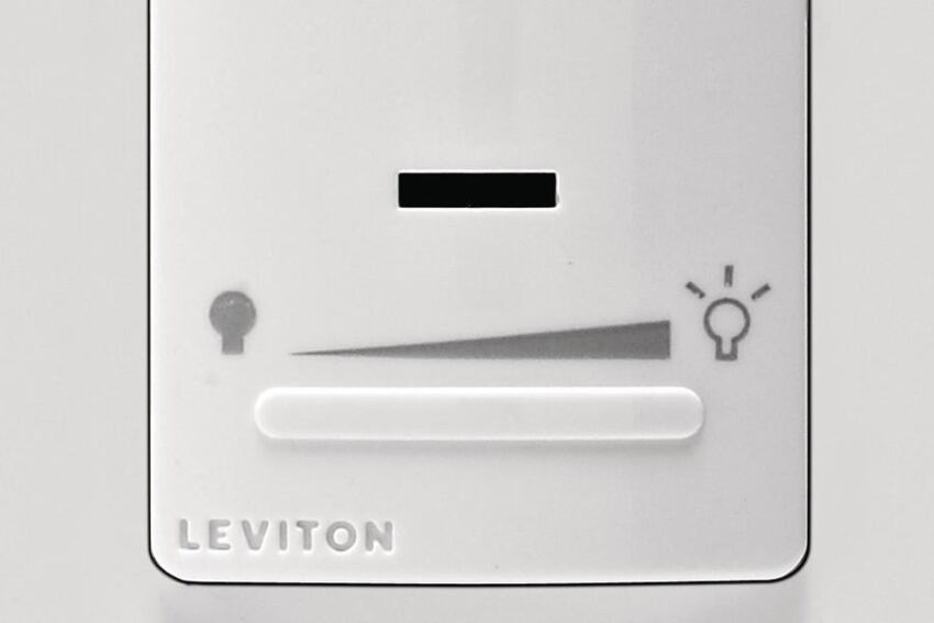 Product: Decora Universal Occupancy and Vacancy Sensor, Leviton