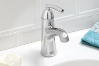 American Standard's Tropic Faucet: Single Handle, Multiple Functions