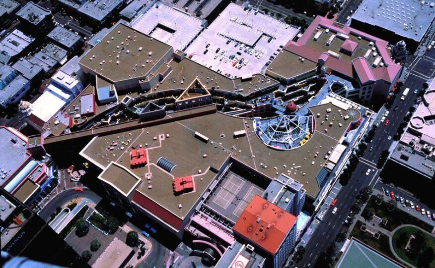 Horton Plaza, San Diego.