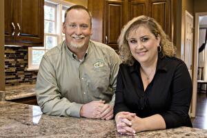 Steve and Melissa Cunningham, Cunningham Contractors