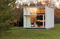 Kodasema Creates Movable Concrete Micro-home