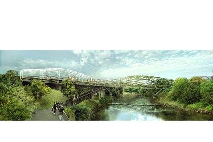 Salford Meadows Bridge
