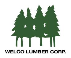 Welco Lumber Corp. Logo