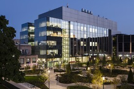 University of Chicago William Eckhardt Research Center