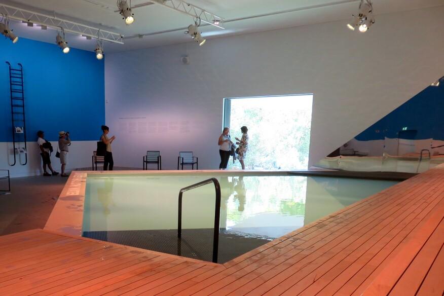 Australian Pavilion at the 2016 Venice Architecture Biennale