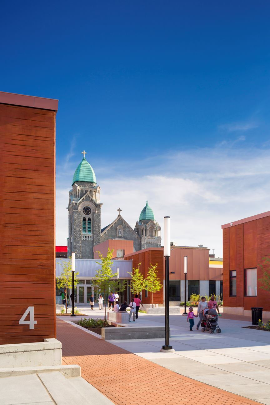 Henderson-Hopkins School, Baltimore, by Rogers Partners Architects+Urban Designers