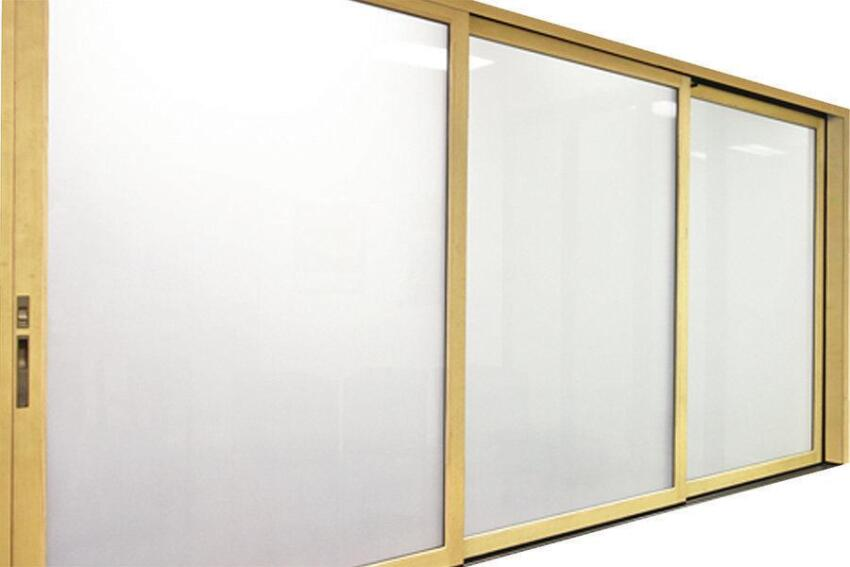 Western Window Systems Wood Slider