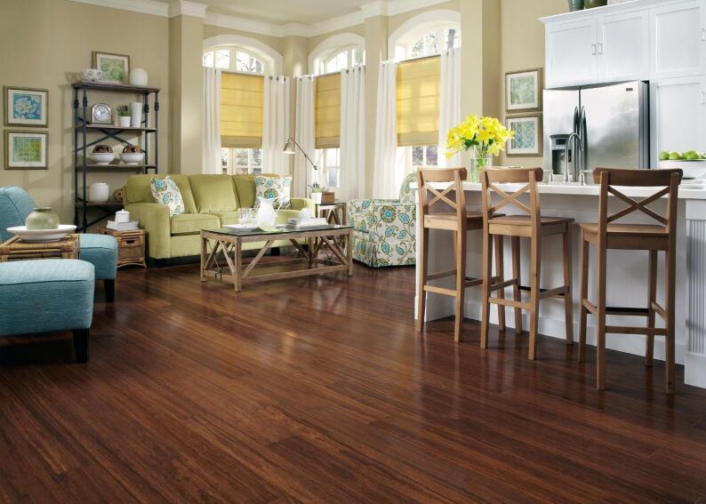 Bamboo Flooring By Bellawood Builder Magazine Flooring