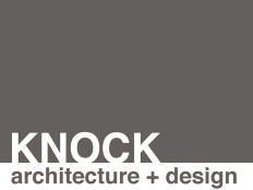 Knock Architecture and Design Logo
