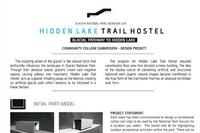 Hidden Lake Trail Hostel