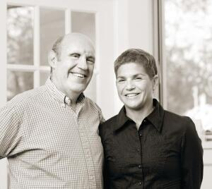 Stuart Cohen and Julie Hacker