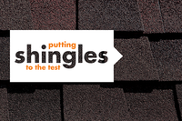 Shingle Tests Raise Some Concerns