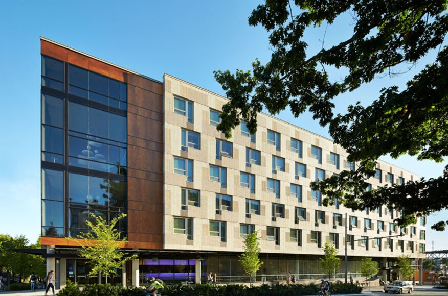 University Of Washington Lander Hall Architect Magazine