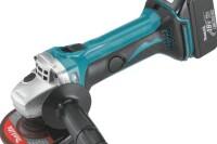 Brushless 18- Volt Angle Grinder